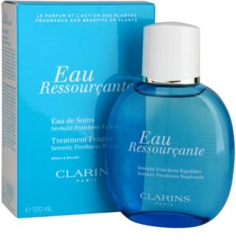 Clarins Eau Ressourcante Eau Fraiche para mujer 100 ml