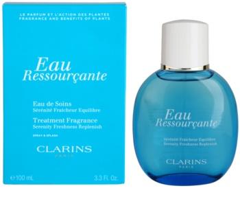 Clarins Eau Ressourcante orzeźwiająca woda dla kobiet 100 ml