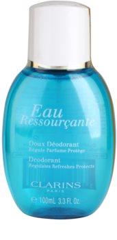 Clarins Eau Ressourcante deodorant s rozprašovačem pro ženy 100 ml