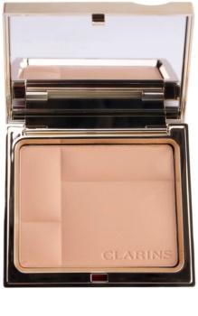 Clarins Face Make-Up Ever Matte kompakter Mineralienpuder für mattes Aussehen