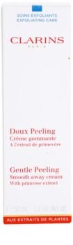 Clarins Exfoliating Care jemný peelingový krém pre všetky typy pleti