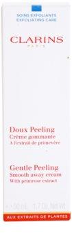 Clarins Exfoliating Care Milde Peelingcrème  voor alle huidtypen