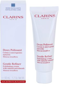 Clarins Exfoliating Care peelingový krém s přírodními mikročásticemi