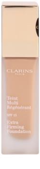 Clarins Face Make-Up Extra-Firming krémový make-up proti starnutiu pleti SPF 15