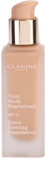 Clarins Face Make-Up Extra-Firming Crèmige Foundation tegen Huidveroudering  SPF15