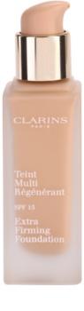 Clarins Face Make-Up Extra-Firming kremowy podkład przeciw starzeniu skóry SPF15