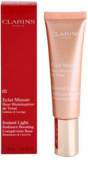 Clarins Face Make-Up Instant Light rozjasňujúca podkladová báza pod make-up