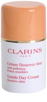 Clarins Gentle Care crema giorno idratante per pelli sensibili