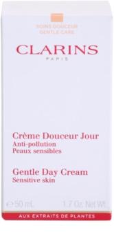 Clarins Gentle Care denný hydratačný krém pre citlivú pleť
