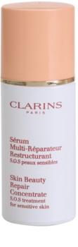 Clarins Gentle Care regenerierendes Öl für empfindliche Haut mit der Neigung zum Erröten