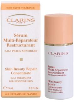 Clarins Gentle Care regeneráló olaj Érzékeny, bőrpírra hajlamos bőrre
