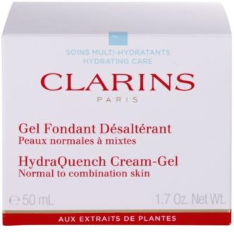 Clarins HydraQuench Hydraterende Gel Crème voor Normale tot Gemengde Huid