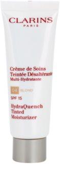 Clarins HydraQuench Lichte Getinte Crème met Hydraterende Werking  SPF 15