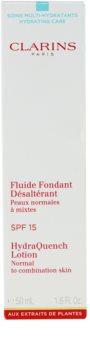 Clarins HydraQuench hydratační péče pro normální a smíšenou pleť SPF15