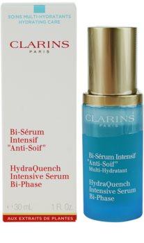 Clarins HydraQuench ser cu hidratare intensiva pentru toate tipurile de ten