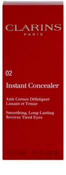 Clarins Face Make-Up Instant Concealer dlouhotrvající korektor s vyhlazujícím efektem
