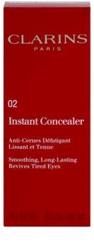 Clarins Face Make-Up Instant Concealer Langzeit-Korrektor mit glättender Wirkung