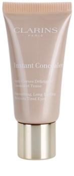 Clarins Face Make-Up Instant Concealer dlhotrvajúci korektor s vyhladzujúcim efektom