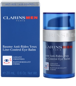 Clarins Men Age Control balsam cu efect de fermitate pentru conturul ochilor cu efect de netezire