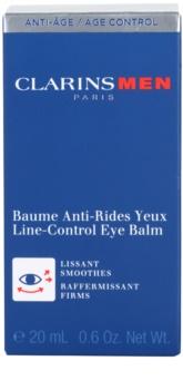 Clarins Men Age Control zpevňující oční balzám s vyhlazujícím efektem