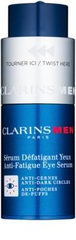 Clarins Men Age Control sérum contour des yeux anti-rides, anti-poches et anti-cernes