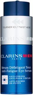 Clarins Men Age Control szemkörnyékápoló szérum a ráncok, duzzanatok és sötét karikák ellen