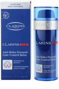 Clarins Men Age Control bálsamo reafirmante antiarrugas