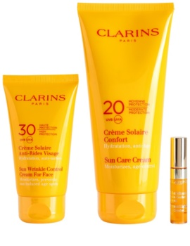 Clarins Sun Protection coffret I.
