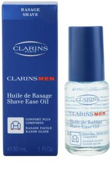 Clarins Men Shave ulei pentru barbierit pentru toate tipurile de ten