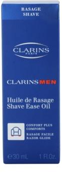 Clarins Men Shave Scheerolie  voor Alle Huidtypen