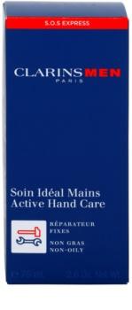 Clarins Men SOS Expert krém na ruce pro suchou namáhanou pokožku