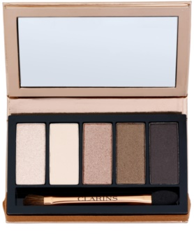 Clarins Eye Make-Up Palette 5 Couleurs палетка тіней для повік 5 відтінків