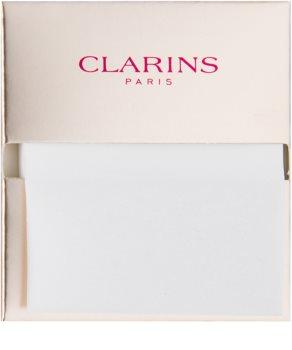 Clarins Pore Perfecting papírky na zmatnění náhradní náplň