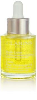 Clarins Rebalancing Care óleo regenerador com efeito suavizante para pele oleosa e mista