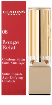Clarins Lip Make-Up Rouge Eclat Nourishing Lipstick