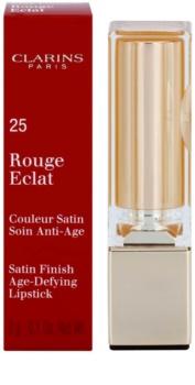 Clarins Lip Make-Up Rouge Eclat ruj de ingrijire