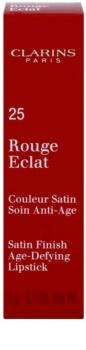 Clarins Lip Make-Up Rouge Eclat ošetrujúci rúž