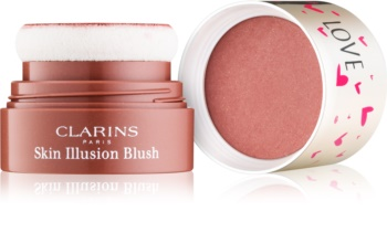 Clarins Face Make-Up Skin Illusion kompaktná lícenka