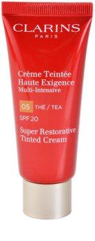 Clarins Super Restorative regenerare crema de tonifiere pentru riduri fine SPF 20
