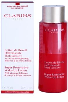 Clarins Super Restorative lotiune pentru stralucire pentru un aspect intinerit