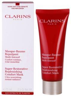 Clarins Super Restorative masca cu efect de lifting si fermitate antirid