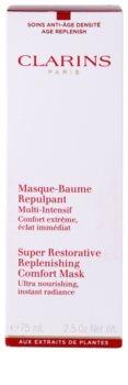 Clarins Super Restorative maseczka ujędrniająco-liftingująca przeciw zmarszczkom