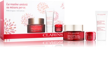 Clarins Super Restorative kozmetická sada II.