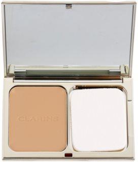 Clarins Face Make-Up Everlasting Compact Foundation dlouhotrvající kompaktní make-up SPF 15