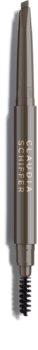 Claudia Schiffer Make Up Brows олівець для брів  зі щіточкою