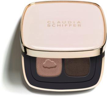 Claudia Schiffer Make Up Eyes paleta očných tieňov