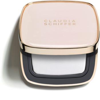 Claudia Schiffer Make Up Face Make-Up transparentní pudr