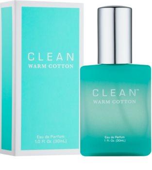 CLEAN Warm Cotton Eau de Parfum voor Vrouwen  30 ml