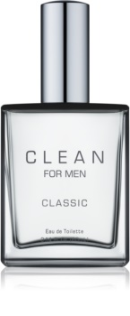 CLEAN Clean For Men Classic eau de toilette per uomo 60 ml