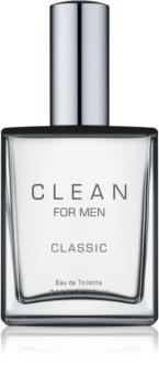CLEAN Clean For Men Classic toaletná voda pre mužov 60 ml
